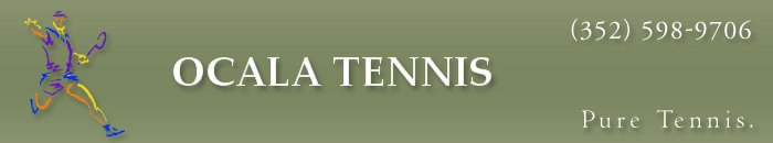 Welcome to Ocala Tennis - Specializing in Custom-Made Tennis Rackets